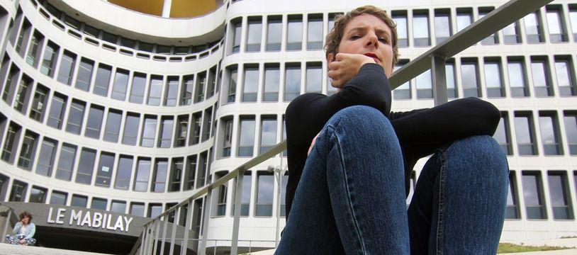 Adélaïde Haslé a fondé le collectif Les Vagins Enchantés, à Rennes.