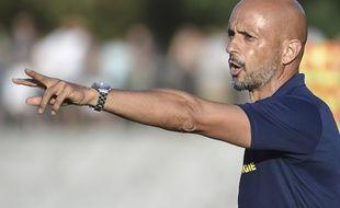 Miguel Cardoso, nouveau coach du FCN.