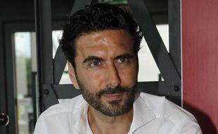 L'ex présentateur de beIN Sports, Alexandre Ruiz
