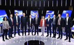 BFMTV organisait le tout dernier débat de la campagne.