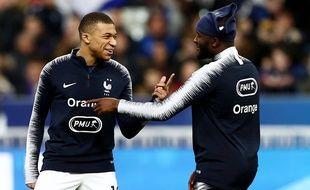 Kylian Mbappé pourrait jouer l'Euro 2020