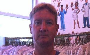 Capture d'écran d'une vidéo hommage à John Alleman, client du «Heart Attack Grill», décédé le 11 février 2013, à Las Vegas (Etats-Unis).