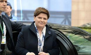 Beata Szydlo, la Première ministre de Pologne, a déclaré ne plus vouloir accueillir de migrants.