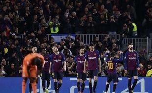 L'OL a dû s'incliner face à un Barça clairement au-dessus ce mercredi.