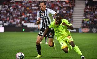 Le Lillois Jonathan Ikoné (en jaune) est l'une des dix recrues arrivées à Lille cet été