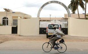 Le cimetière militaire de Thiaroye, au sénégal, où reposent des tirailleurs sénégalais tués en 1944 sous des balles françaises