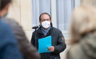 Le secrétaire général de la CGT, Philippe Martinez.