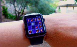 Knight Watch, de Seele Games est sorti sur iPhone et Apple Watch