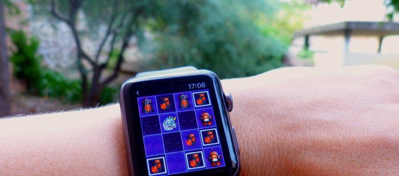 Knight Watch, de Seele Games est sorti sur iPhone et Apple Watch