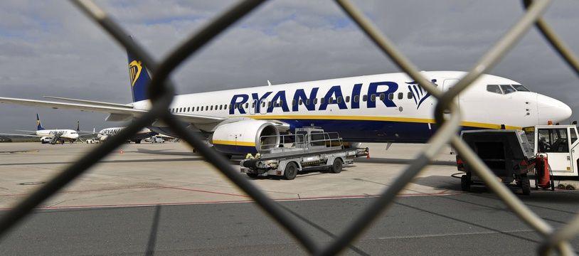 Un avion de Ryanair (illustration).