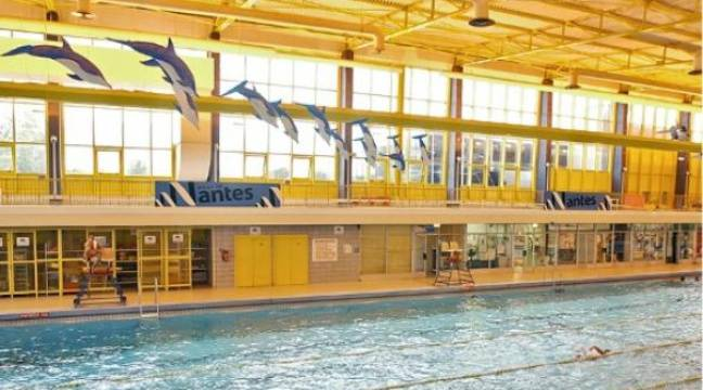 La piscine gloriette en travaux pendant plus de trois mois for Piscine leo lagrange toulouse