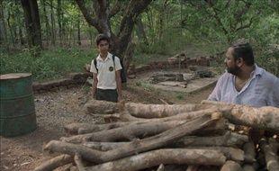 L'enfant de Goa de Miransha Naik