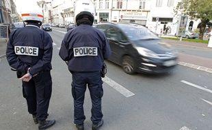 Onze policiers de Lille ont récemment été testés positifs au Covid-19 (illsutration).