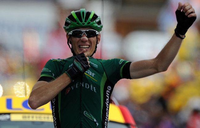 Pierre Rolland s'était imposé à l'Alpe d'Huez lors du Tour en 2011.