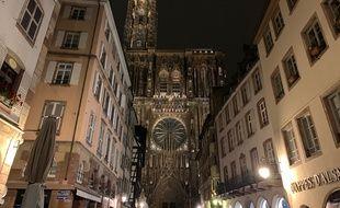 La cathédrale de Strasbourg, joyaux de la capitale alsacienne.