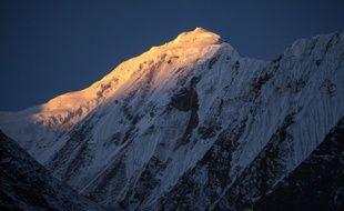 La région montagneuse de l'Hindou-Kouch-Himalaya est qualifiée de
