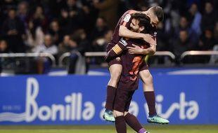 Le FC Barcelone l'a emporté 4-2 ce dimanche.