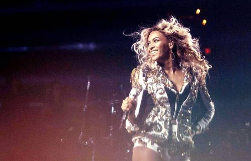 a72d4e5ab599 Beyoncé lance Ivy Park, sa marque de vêtements de sport