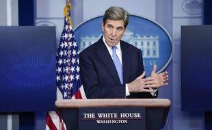 John Kerry, le 27 janvier 2021 à Washington.