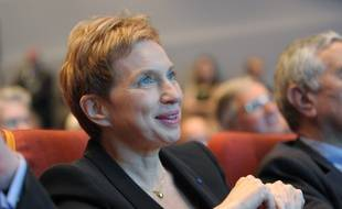 Laurence Parisot, l'ancienne présidente du Medef, en juillet 2013.