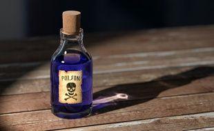 Illustration poison