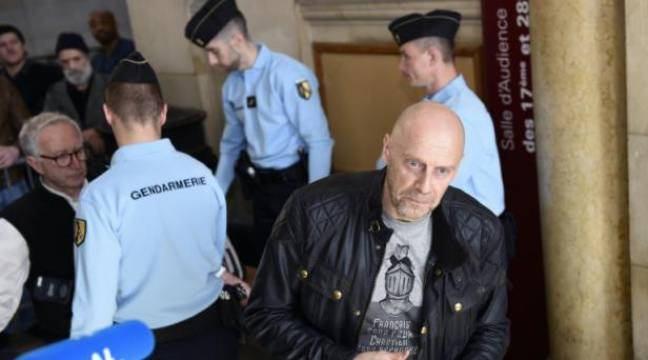 L'essayiste d'extrême droite Alain Soral, au tribunal de Paris le 12 mars 2015 – Loic Venance AFP