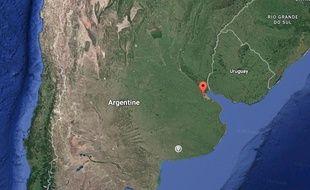 Moreno, dans la banlieue de Buenos Aires.