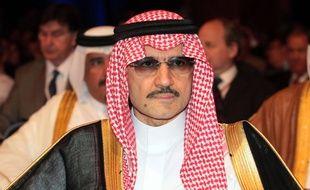 Le prince Al-Walid en 2012.