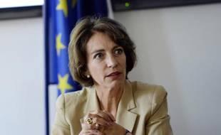 La ministre des Affaires sociales, de la Santé et des Droits des femmes Marisol Touraine.