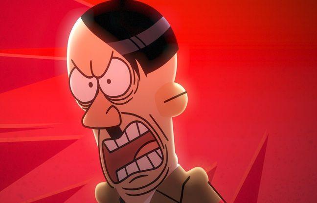 Ah oui, il y a aussi Hitler dans « L'Épopée temporelle »