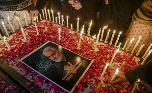 Le général Qassem Soleimani a été tué par un raid américain le 3 janvier 2020.