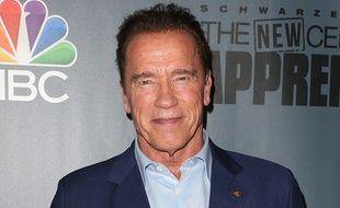 Arnold Schwarzenegger à Universal City