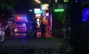 Un double attentat dans une station balnéaire de Thaïlande le 11 août 2016