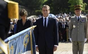 Emmanuel Macron a commémoré l'appel du 18 juin