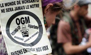 Manifestation contre Monsanto, le 23 mai 2015 à Toulouse