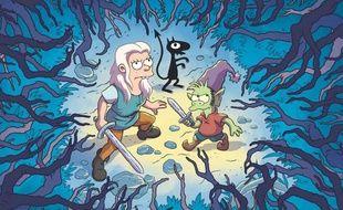 «Désenchantée», la nouvelle série animée de Matt Groening après «Les Simpson» et Futurama»