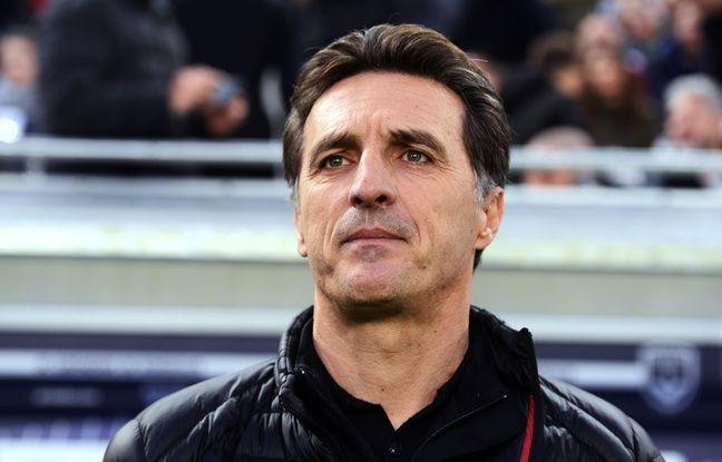 Lorient: Christophe Pélissier est le nouveau coach des Merlus
