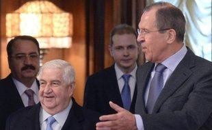 Le pouvoir syrien est prêt à prendre une série de mesures humanitaires après des appels de Moscou et Washington au régime et aux rebelles en faveur d'un cessez-le-feu à l'approche de la conférence de paix, a annoncé vendredi le chef de la diplomatie russe.