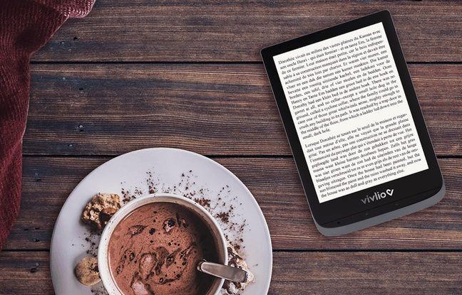 La Touch HD Plus convertit les livres numériques en livre lus par une voix de synthèse.
