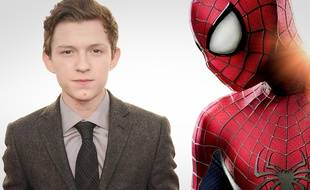 L'acteur britannique  Tom Holland sera le prochain Spider-Man, en 2017.