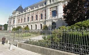 L'Ecole nationale supérieure des arts et industies textiles, à Roubaix.