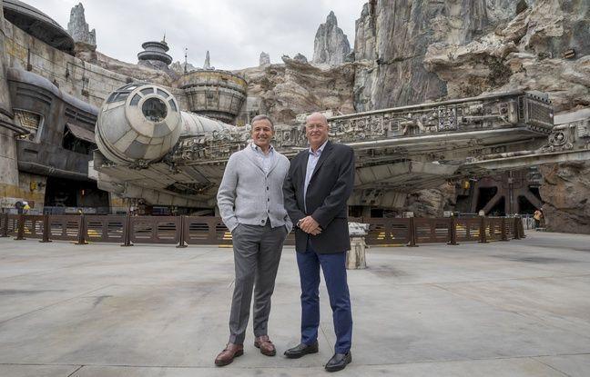 Bob Iger passe la main à la tête de Disney