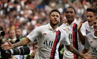 Neymar s'est enfin exprimé face à la presse après le feuilleton de l'été.