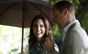 Le prince William et sa femme Kate Middleton attendent leur troisième enfant