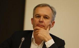 François de Rugy, 42 ans, président du nouveau part Ecologistes!