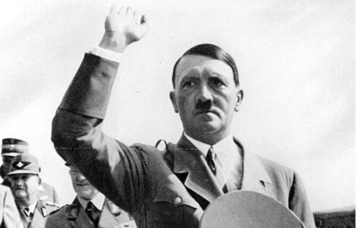 Adolf Hitler à Nuremberg en 1935 –  Rex Features/REX/SIPA