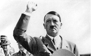 Adolf Hitler à Nuremberg en 1935