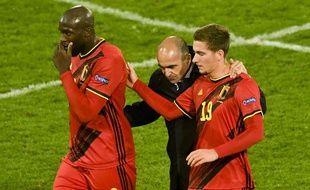Les Belges affrontent ce mercredi soir le Danemark.