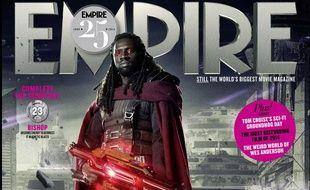 Omar Sy en Une du magazine Empire pour son rôle dans le film X-Men: Days of Future Past