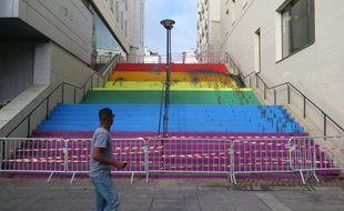 A Nantes, les marches des fiertés ont été une nouvelle fois vandalisées